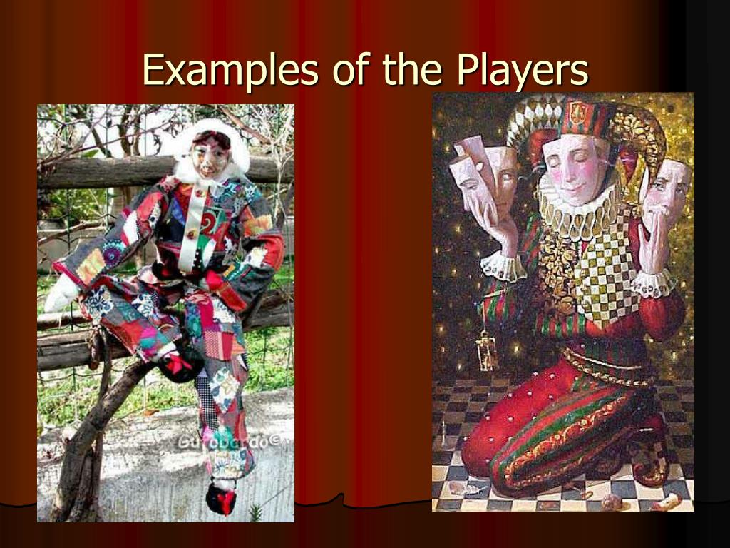 Examples of the Players