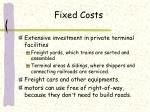 fixed costs33