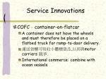 service innovations29