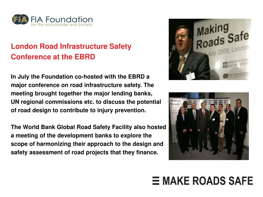 London Road Infrastructure Safety