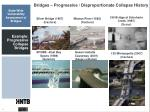 example progressive collapse bridges