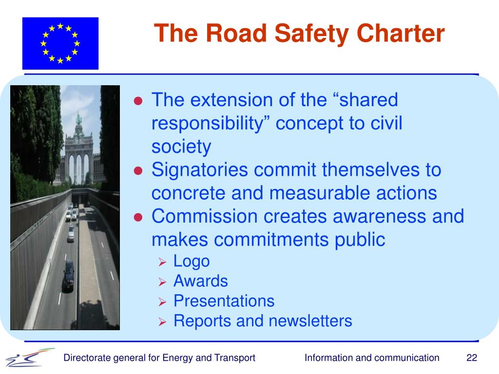 ottawa charter road safety November 17-21, 1986 ottawa, ontario, canada this charter is also available for downloading or viewing: ottawa charter for health promotion (pdf document - 192 kb.