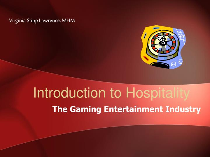 introduction to hospitality n.
