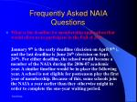 frequently asked naia questions14