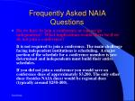 frequently asked naia questions16