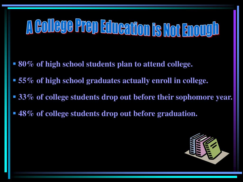 A College Prep Education is Not Enough