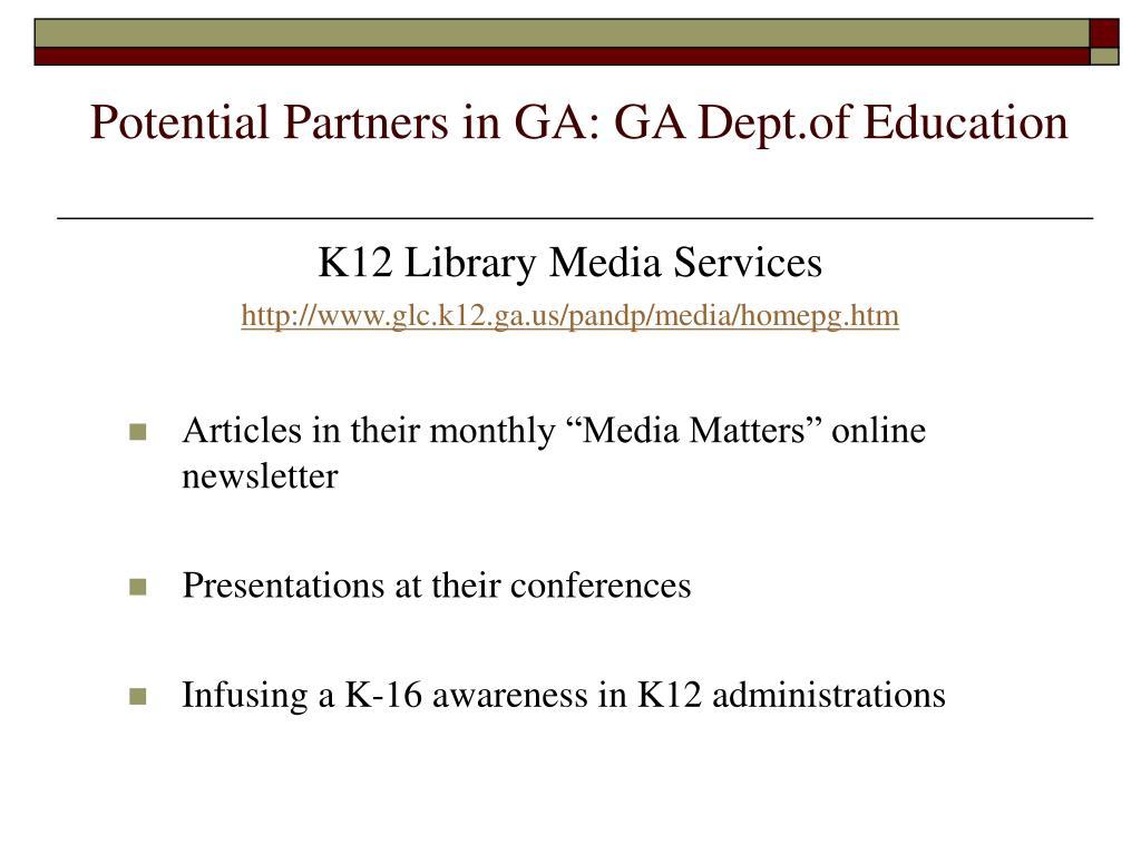 awareness of k 12