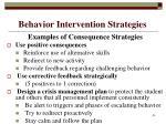 behavior intervention strategies34