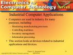industrial computer applications
