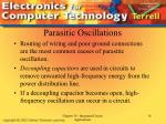 parasitic oscillations16
