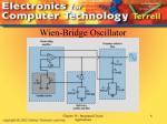wien bridge oscillator8