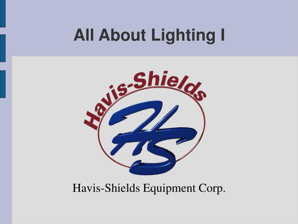 havis shields equipment corp l.
