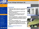 4 low voltage switchgear 6