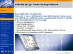 simaris design dimensioning software