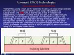 advanced cmos technologies24