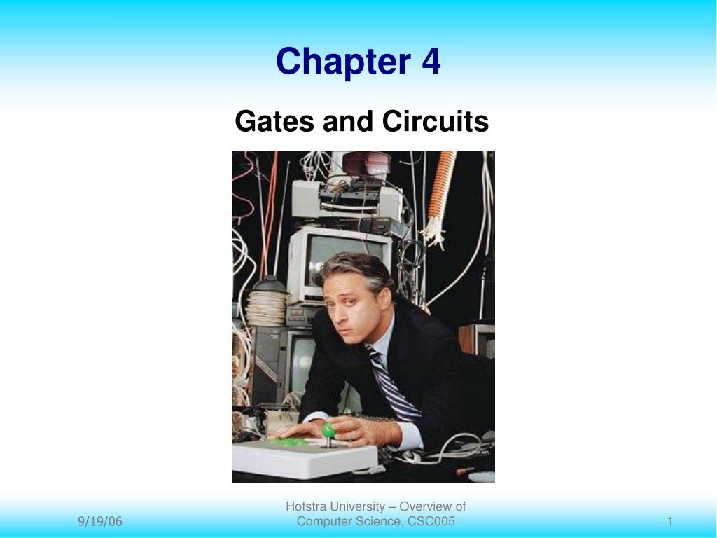 gates and circuits l.