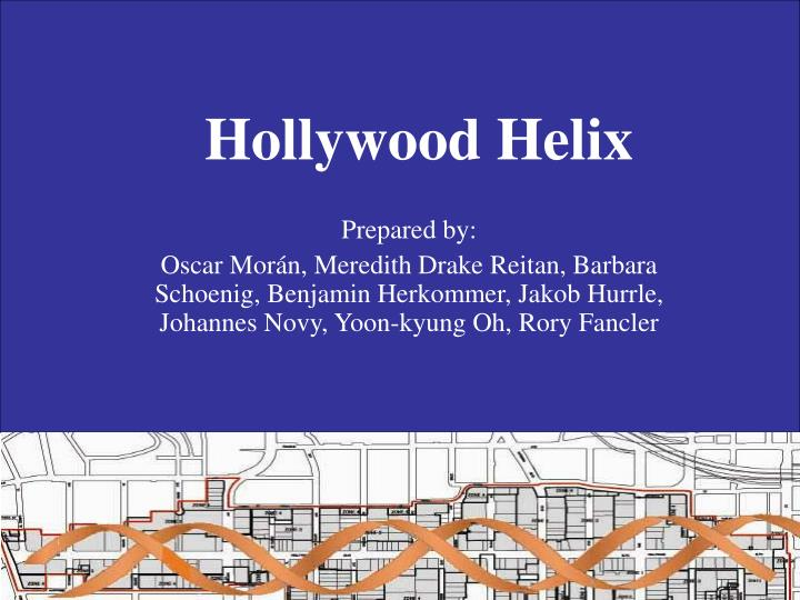 hollywood helix n.