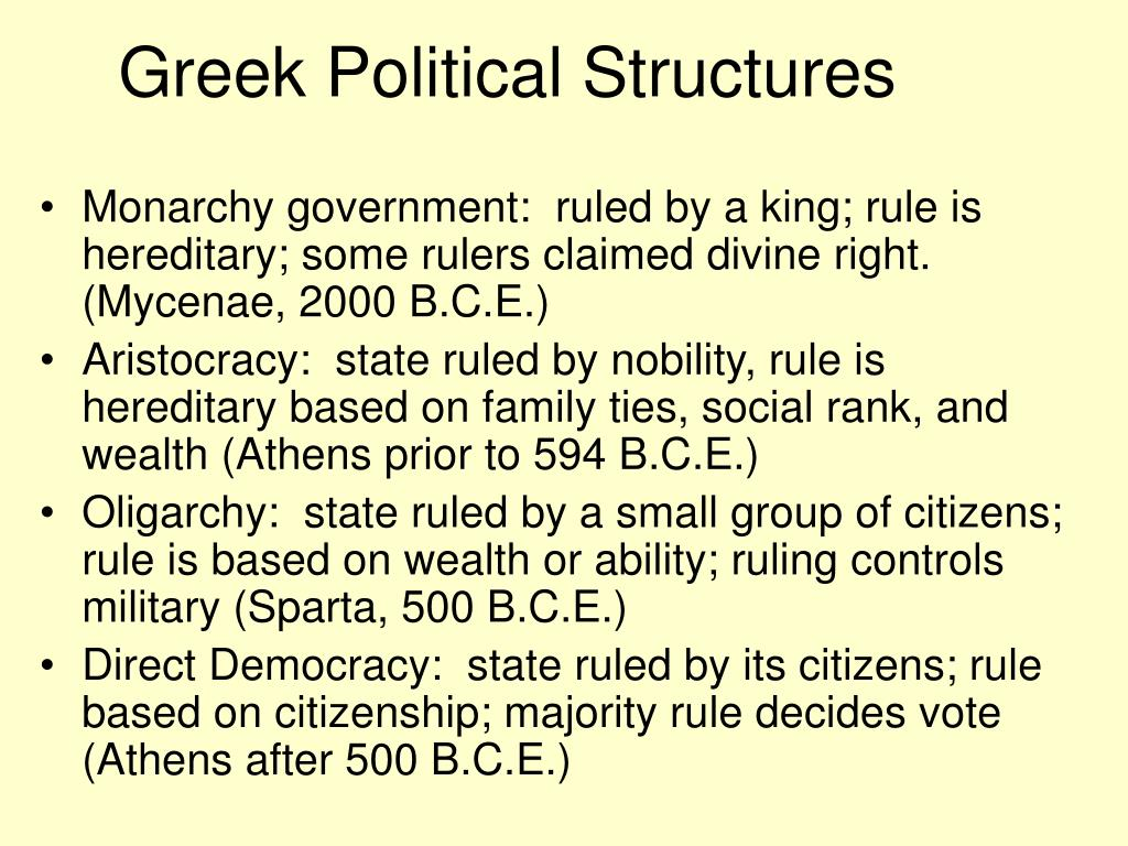 athens vs sparta political system Land of two kings while athens was trying democracy as a form of government, its rival sparta had two kings one king might stay at home.