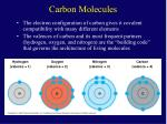 carbon molecules5
