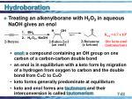 hydroboration22