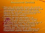 advantages of vulnerability assessment services