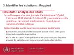 r sultats analyse des co ts