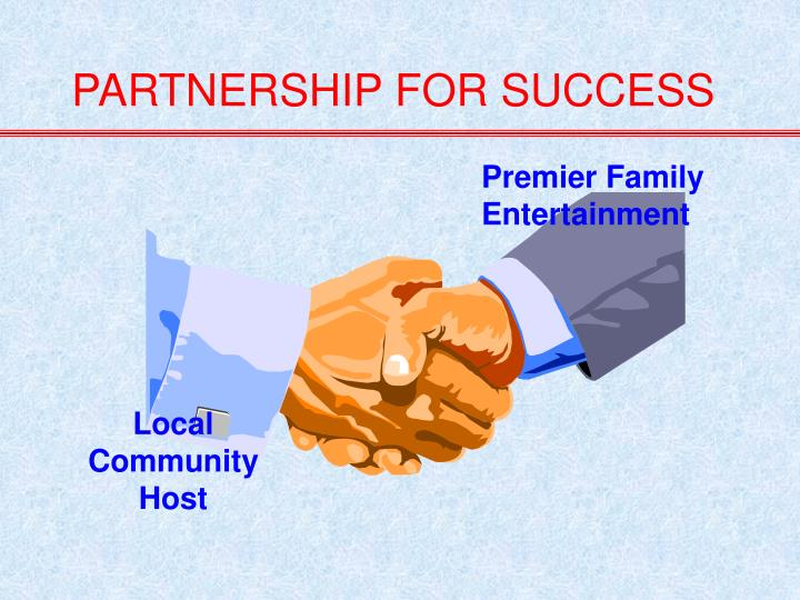 partnership for success n.