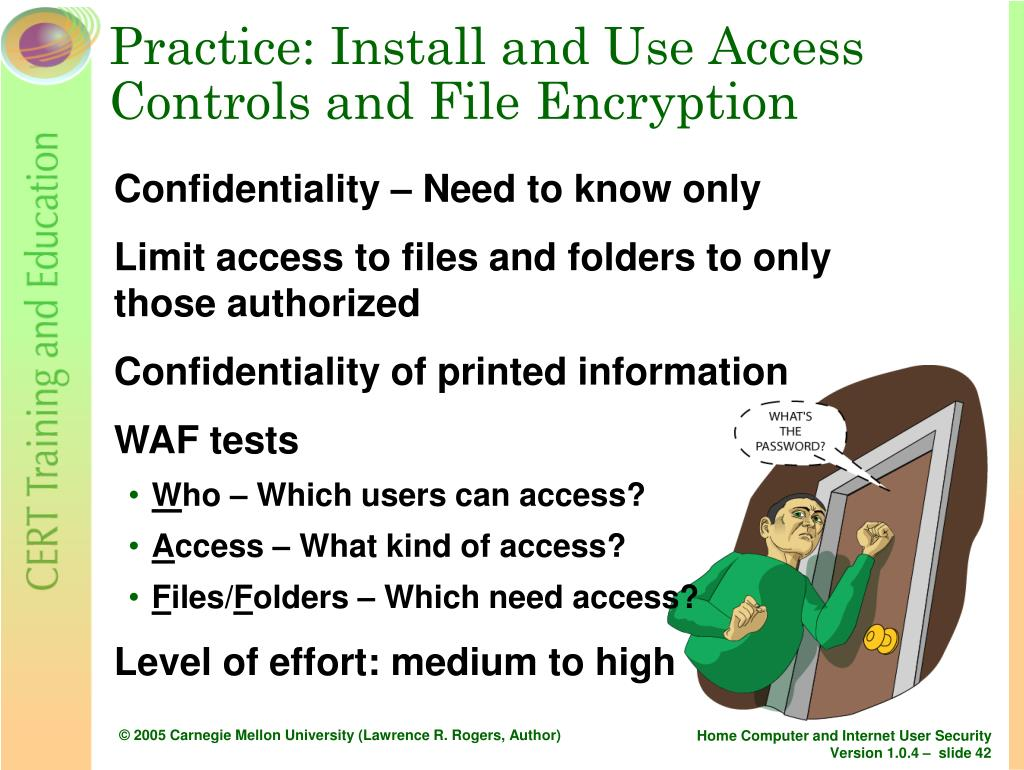 Practice: Install and Use Access