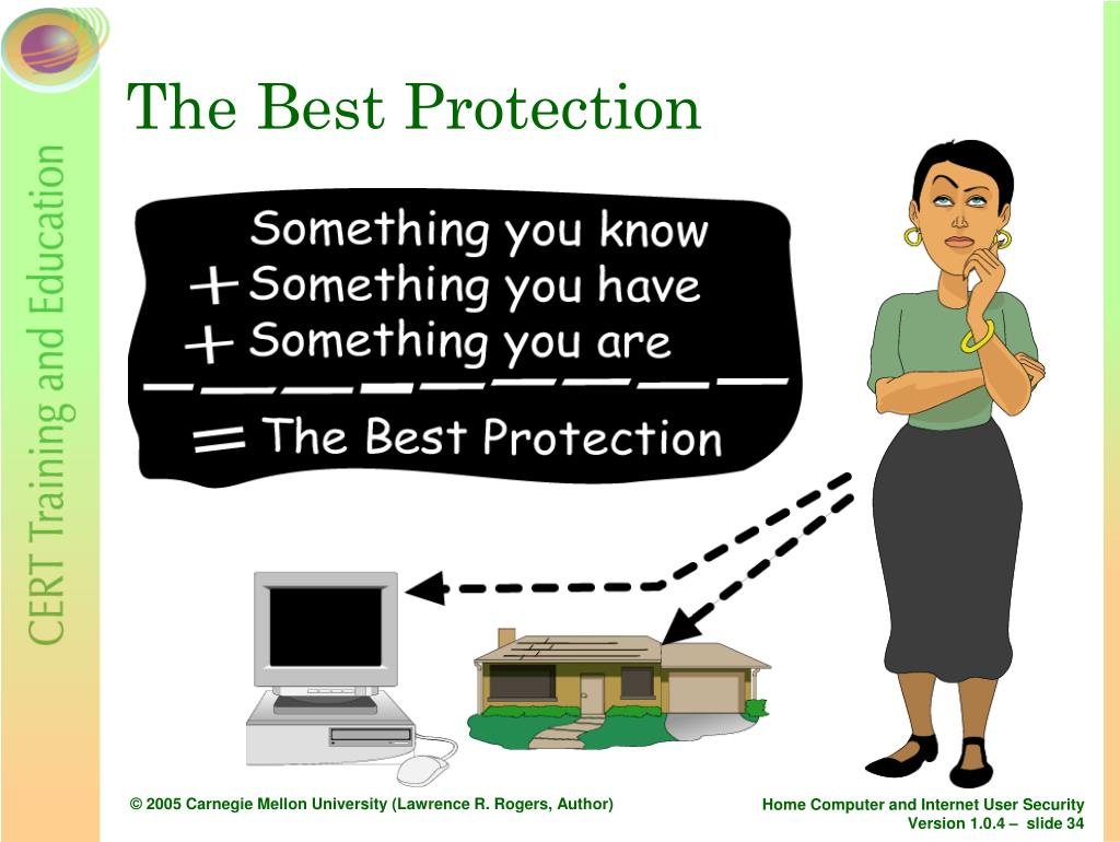 The Best Protection
