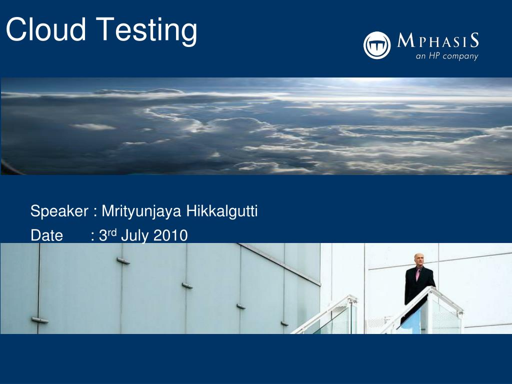cloud testing l.