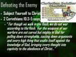 defeating the enemy29