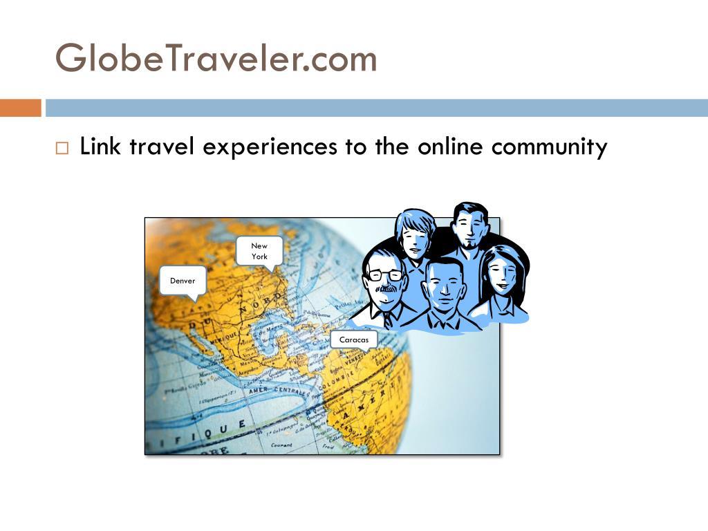 GlobeTraveler.com