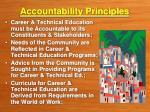 accountability principles