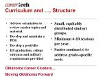 curriculum and structure