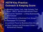hstw key practice outreach keeping score28