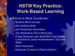 hstw key practice work based learning18