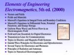 elements of engineering electromagnetics 5th ed 200043