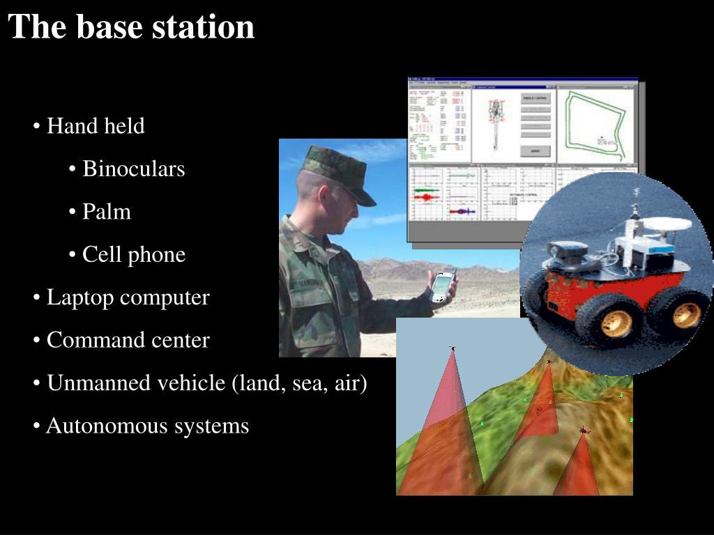 The base station