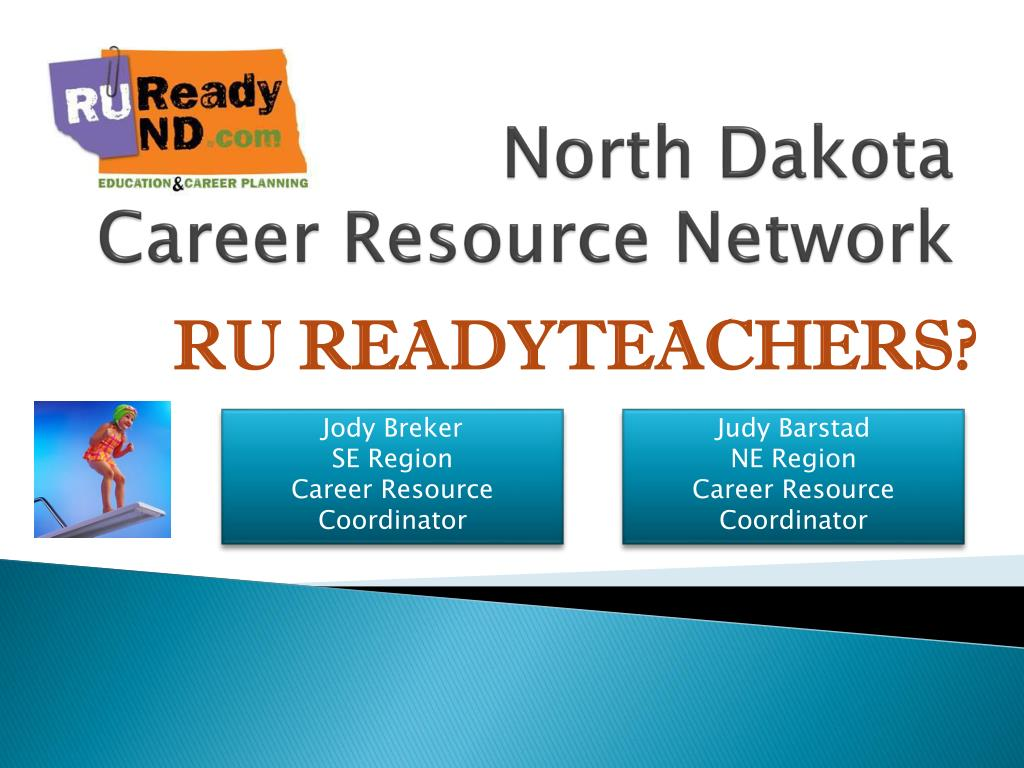 north dakota career resource network l.