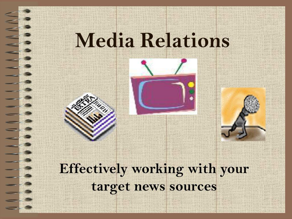 media relations l.