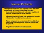 internet protocols1