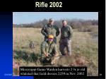 rifle 200229