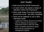 eoh toolkit