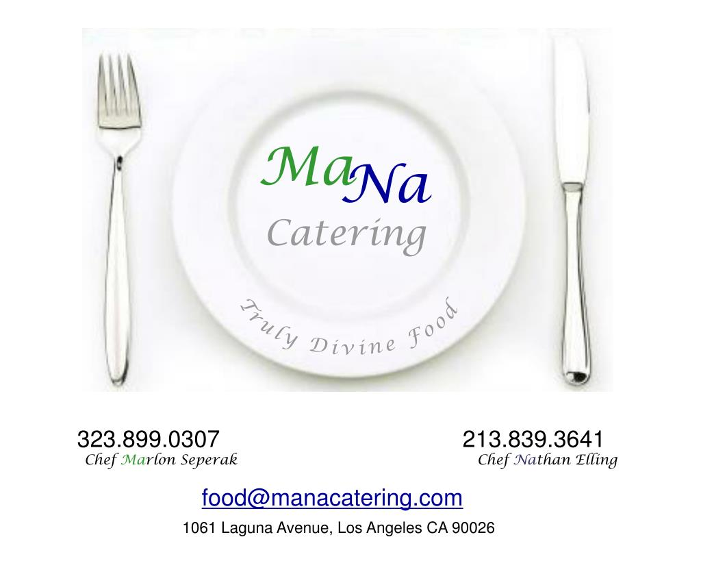 MaNa Catering