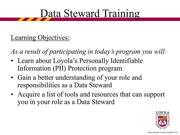 Data steward training3