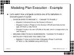 modeling plan execution example17