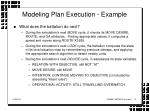modeling plan execution example19