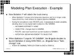 modeling plan execution example21