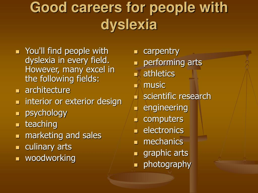 Ppt Dyslexia Powerpoint Presentation Id 59930