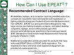 how can i use epeat38